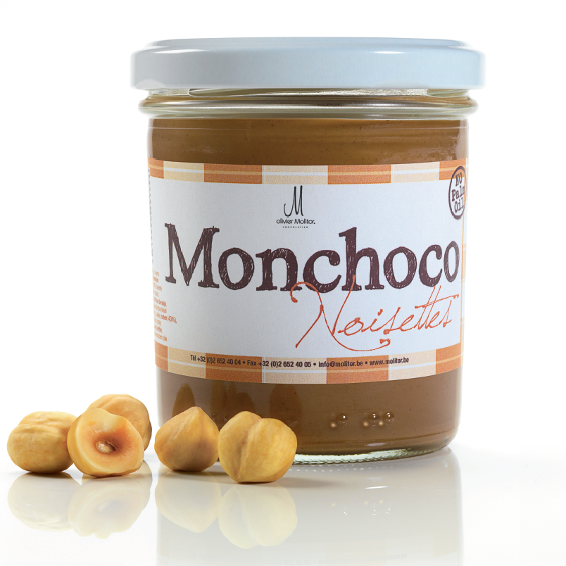 Monchoco Noisettes